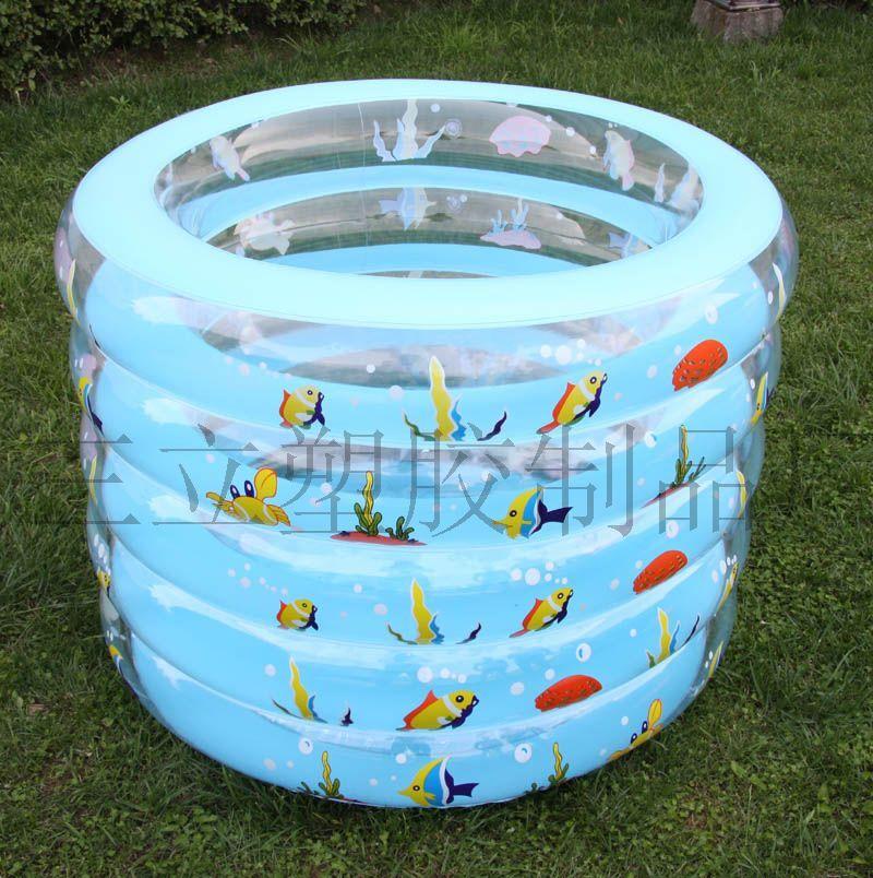 夏乐五层圆形游泳池,sl-015